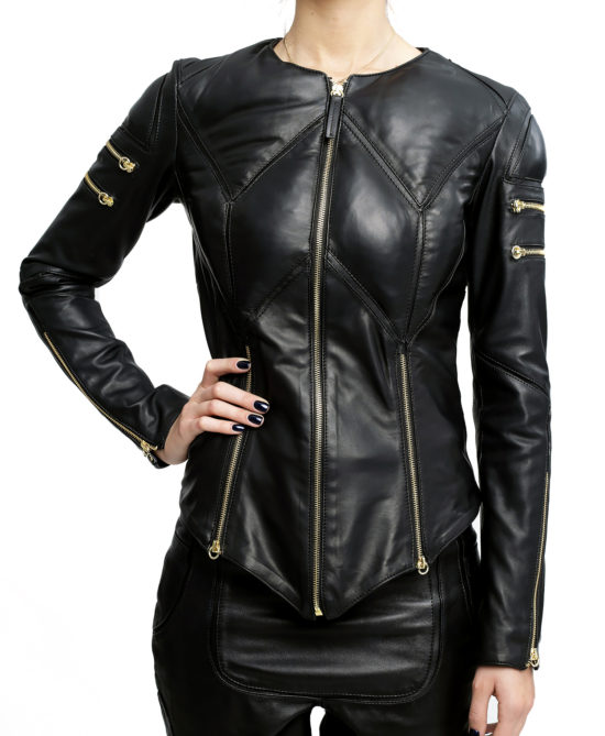 cathias edeline leather jacket