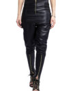 cathias edeline baggy leather pants